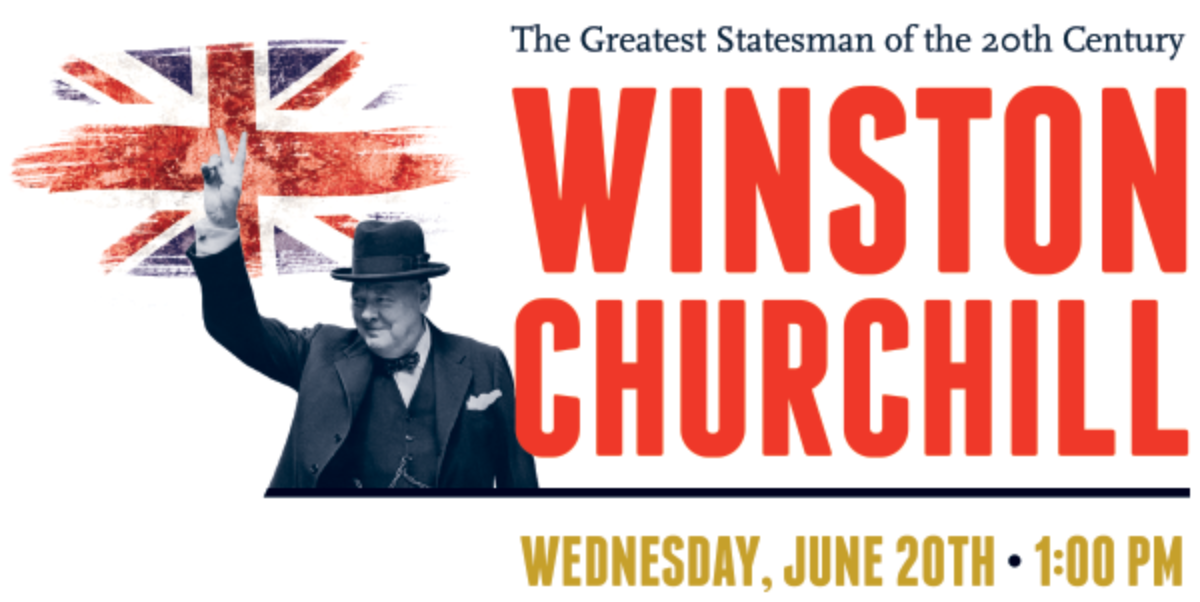 Windston Churchill Event