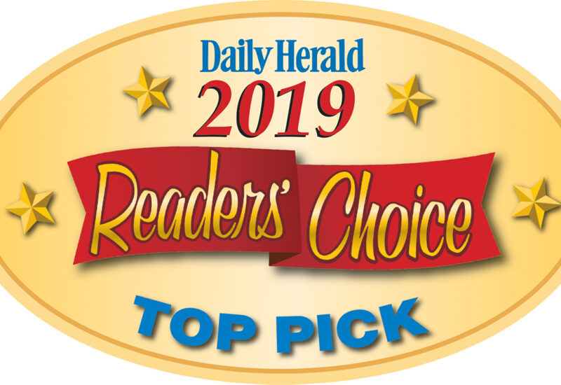 Readers Choice Top Pick 2019