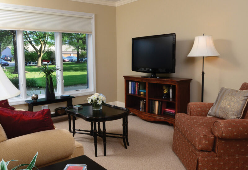 Independent Living Rental Apartments For Seniors Friendship